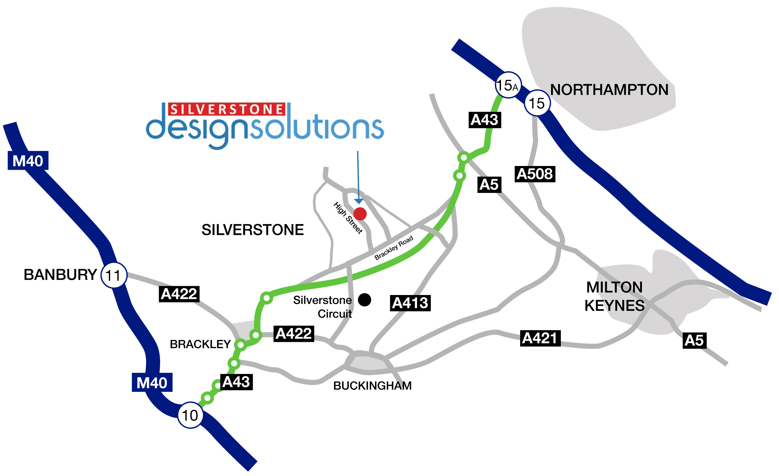 contact silverstone design solutions